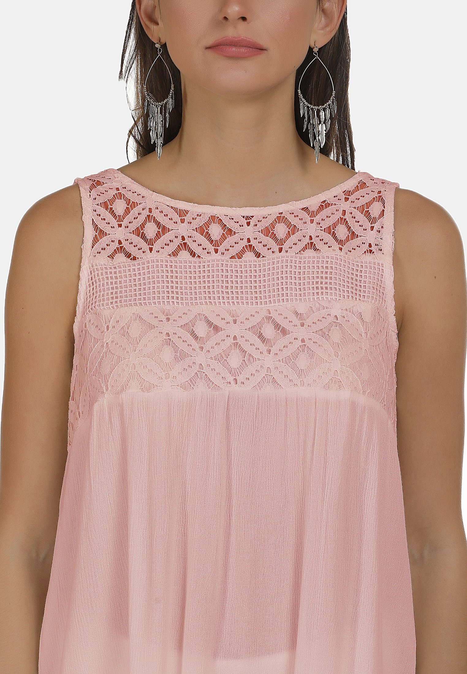 usha Blouse - light pink