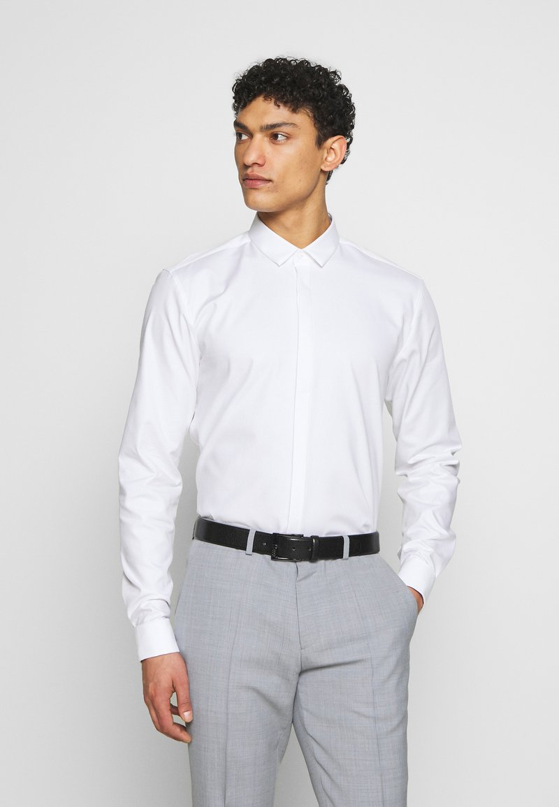 HUGO - EJINAR - Formal shirt - open white