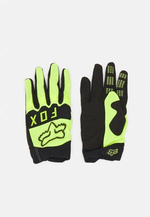 DIRTPAW GLOVE - Fingerhandschuh - yellow