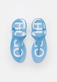 HUGO - EMMA FLAT - Japonki - light/pastel blue - 4