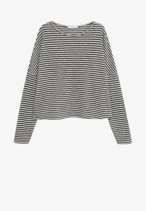 GRESSY - Long sleeved top - grau