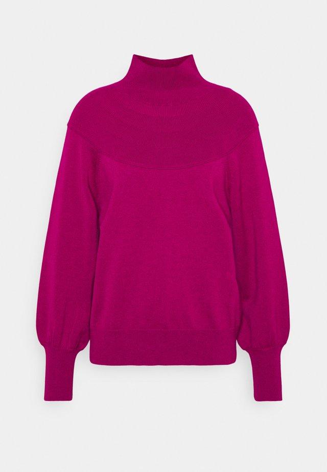 Pullover - magenta