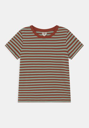 PAULUS - Print T-shirt - orange