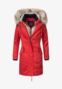 Navahoo - DAYLIGHT - Winter coat - red - 0