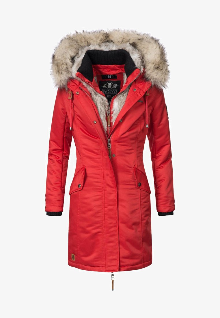 Navahoo - DAYLIGHT - Winter coat - red