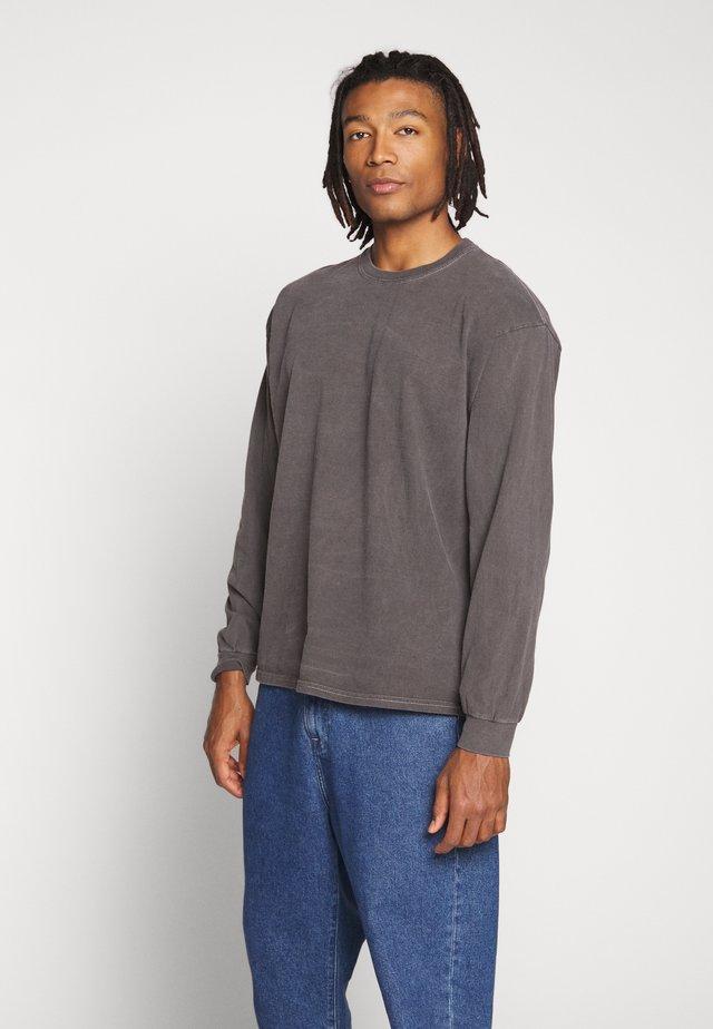 UNISEX EDITIONS - Maglietta a manica lunga - black