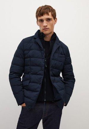 JOE - Down jacket - bleu marine foncé