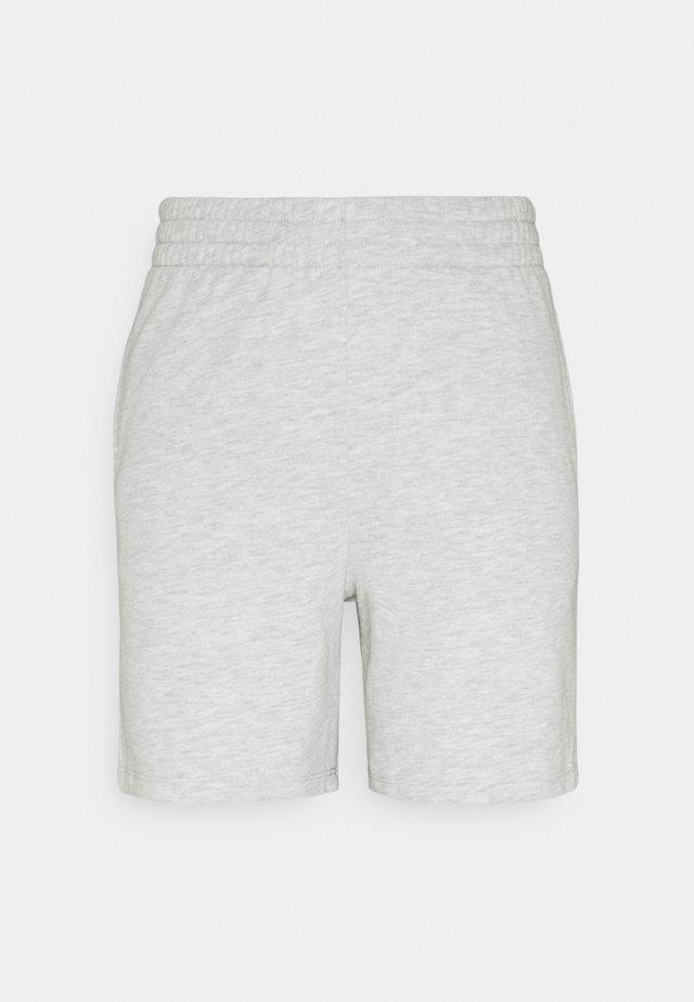 NORA - Short - grey melange