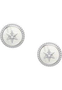 Fossil - FOSSIL DAMEN-OHRSCHMUCK 925ER SILBER - Earrings - silver - 0