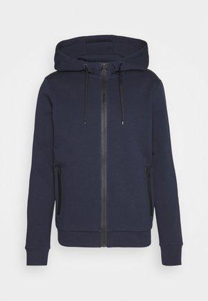 DURDIE - veste en sweat zippée - dark blue