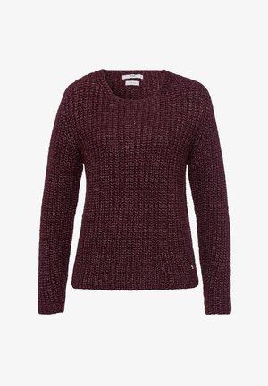 STYLE LISA - Pullover - cinnamon