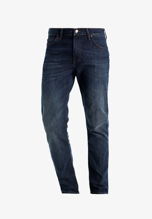 MORTON - Straight leg jeans - deep blue river