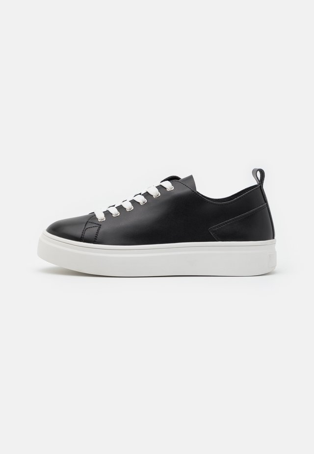 SOFT UPPER BASIC - Sneakers - black