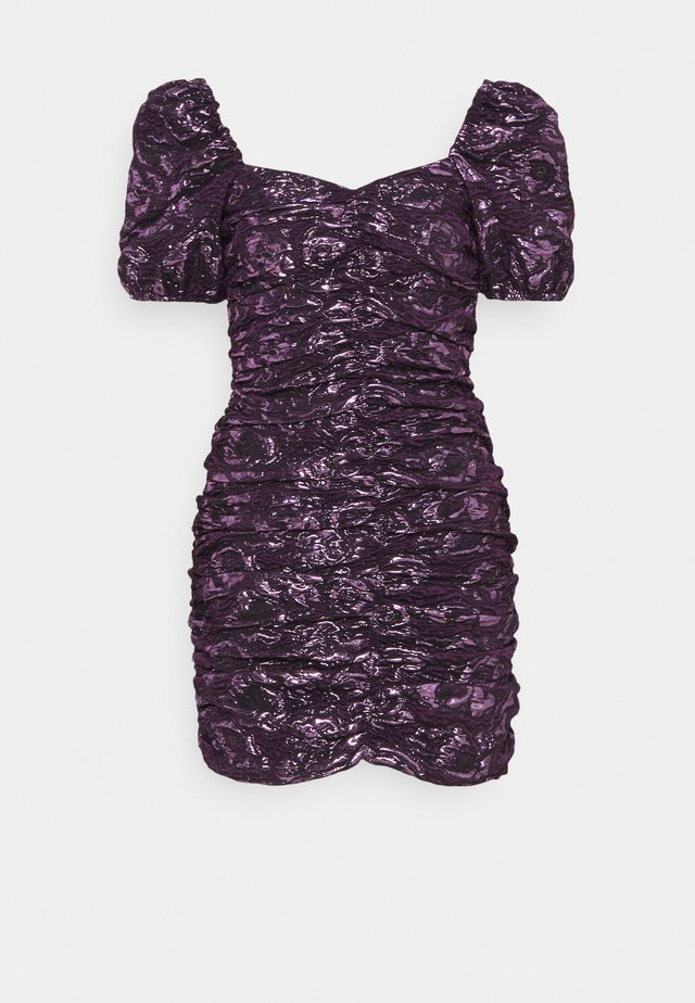 GIRASOL DRESS  - Cocktailkjole - purple jasper