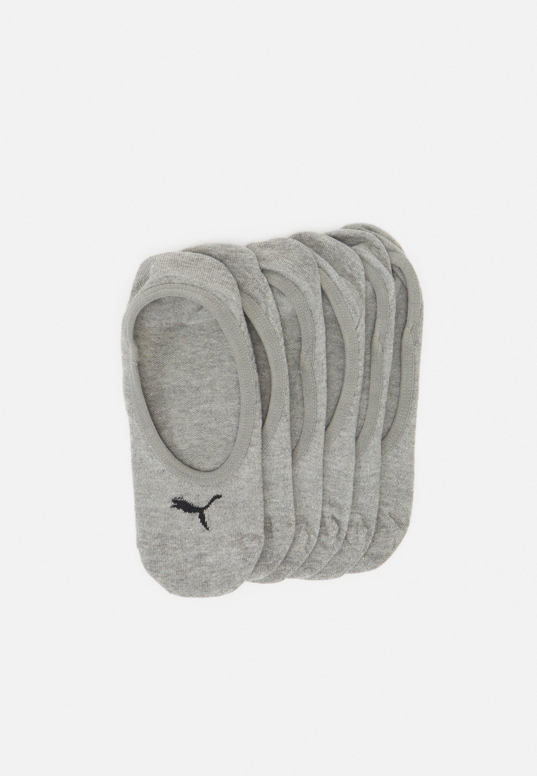 Men FOOTIE 6 PACK UNISEX - Trainer socks