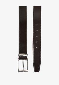 AIGNER - Belt business - ebony - 2