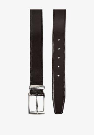Belt business - ebony