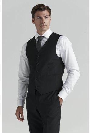 NEPTUNE  - Suit waistcoat - black