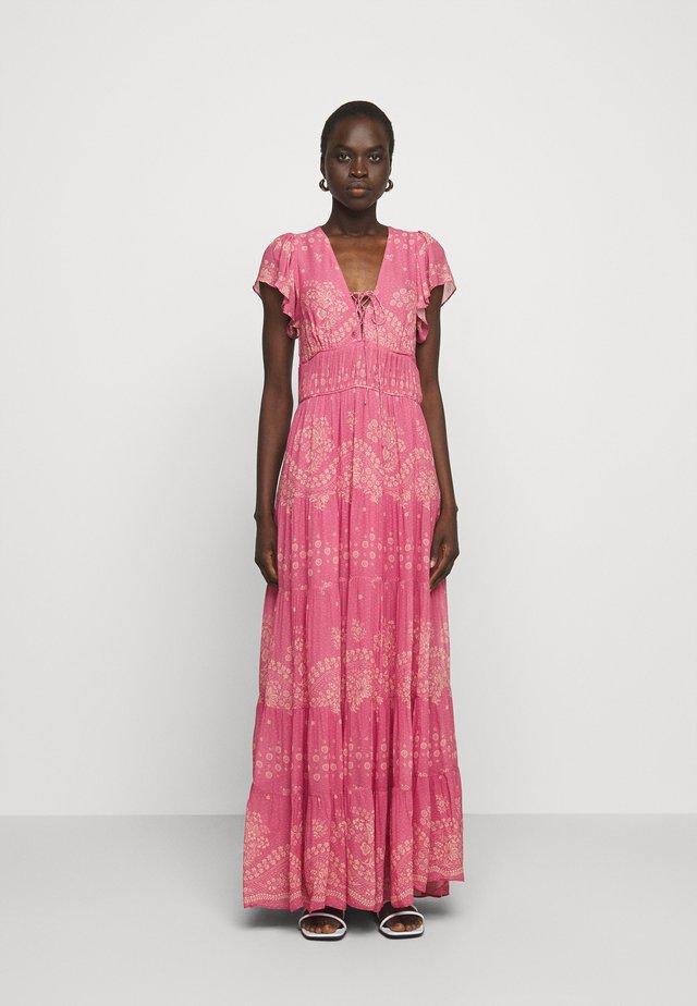 RACHEL - Robe longue - light pink