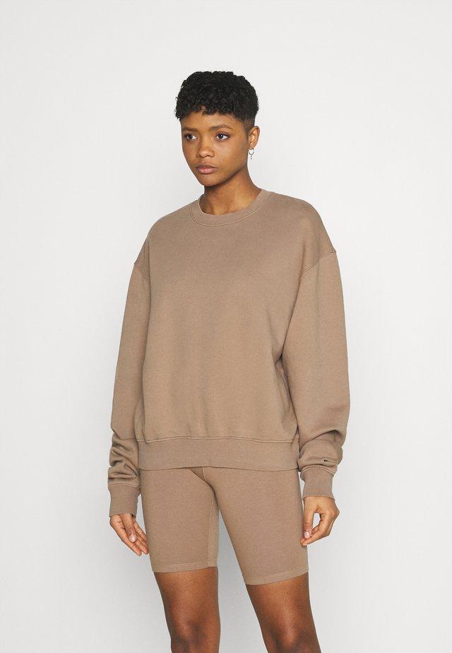 BOYFRIEND - Sweatshirt - brown