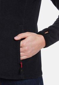 Jeff Green - ANNE - Fleece jacket - black - 3