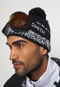 Smith Optics - SQUAD - Lyžařské brýle - black - 1