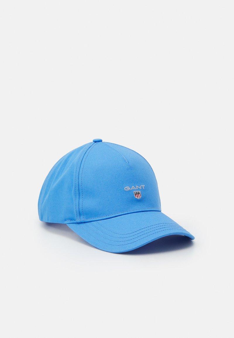 GANT - ORIGINAL SHIELD TEENS UNISEX - Cap - pacific blue