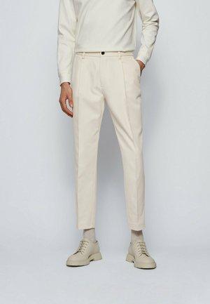 KIRIO - Pantalon classique - natural