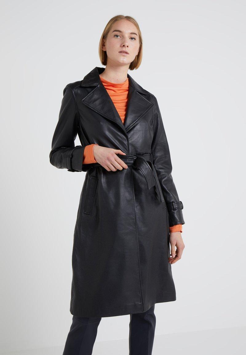 2nd Day - RAZKIELLE - Halflange jas - black