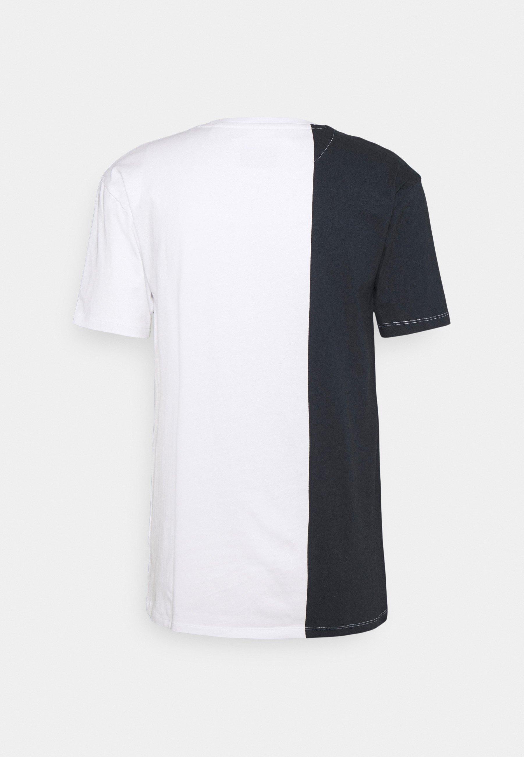 Men SPLIT - Print T-shirt
