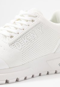 DKNY - MELZ LACE UP  - Trainers - white - 2