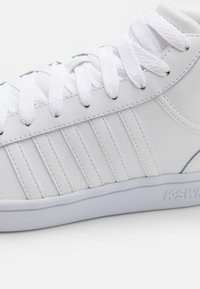 K-SWISS - COURT WINSTON MID - Sneakers hoog - white - 3