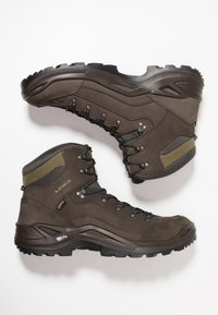 Lowa - RENEGADE GTX MID - Hiking shoes - schiefer - 1