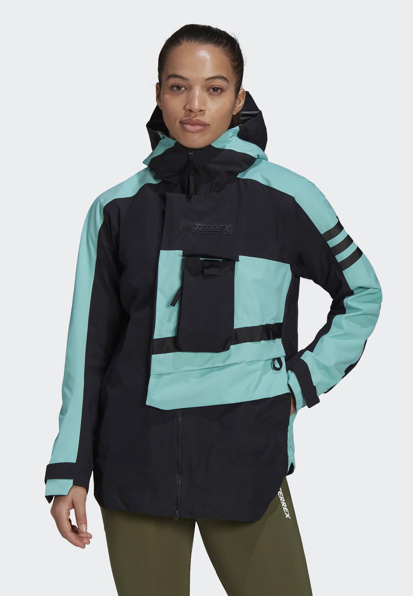 Women TERREX XPLORIC RAIN - Hardshell jacket