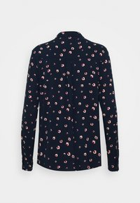 ICHI - IHVERA - Button-down blouse - blue - 1