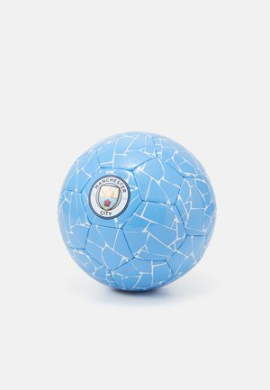 MCFC CORE FAN BALL - Football - team light blue/peacoat