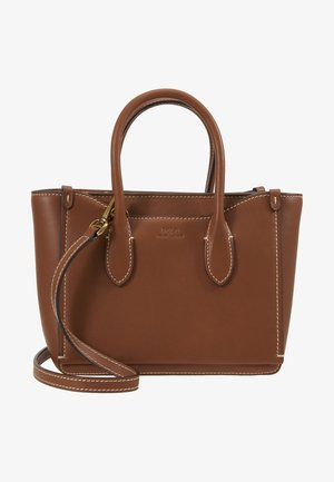 MINI SLOANE - Handtasche - saddle