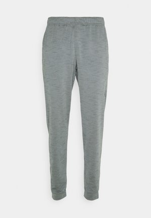 PANT - Tracksuit bottoms - smoke grey/iron grey/black