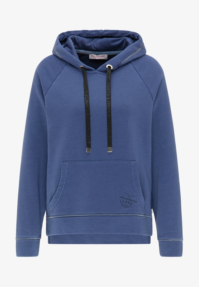Sweatshirt - light navy
