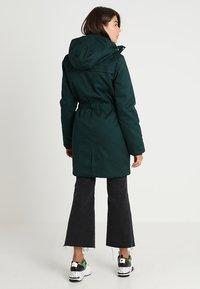 Modström - Style: Frida - Winter coat - bottle green - 2