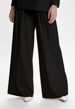 ABRA - Trousers - black