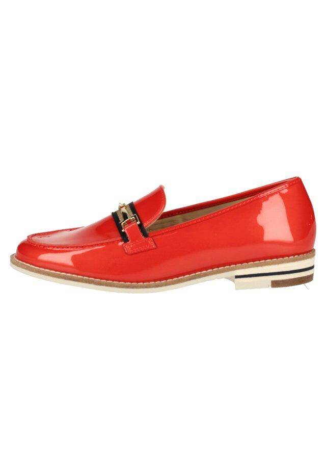 ARA SLIPPER - Scarpe senza lacci - corallo