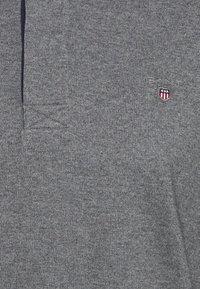 GANT - THE ORIGINAL HEAVY RUGGER - Polo shirt - mottled dark grey - 2