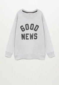 Mango - 3PACK - Sweatshirt - light heather grey - 1