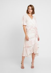 Aéryne - LIOTIA DRESS - Day dress - pink - 2