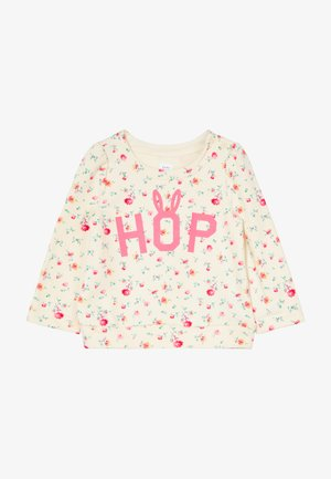 HOP CREW - Sweater - ivory frost