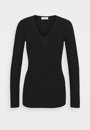 DINAH - Jumper - black