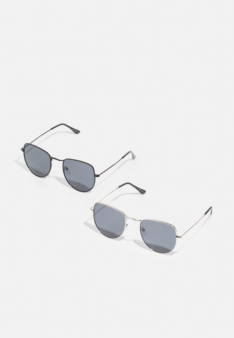Only & Sons - ONSSUNGLASSES UNISEX - Sluneční brýle - black