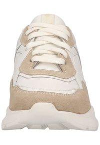 MAHONY - Trainers - beige/white - 5