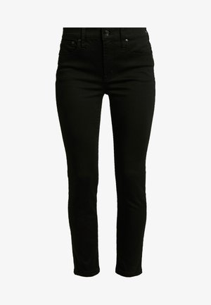 LOOKOUT HIGH RISE NEW - Jeans Skinny - true black
